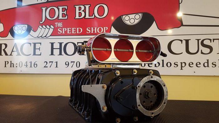 Joe Blo Speed Shop Bug injector hat