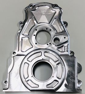 Joe Blo Speed Shop LS3 Billet Timing cover with fuel pump drive