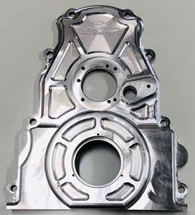 Joe Blo Speed Shop LS3 Billet Timing cover with fuel pump drive