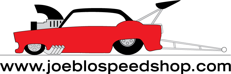 Joe Blo Speed Shop Logo