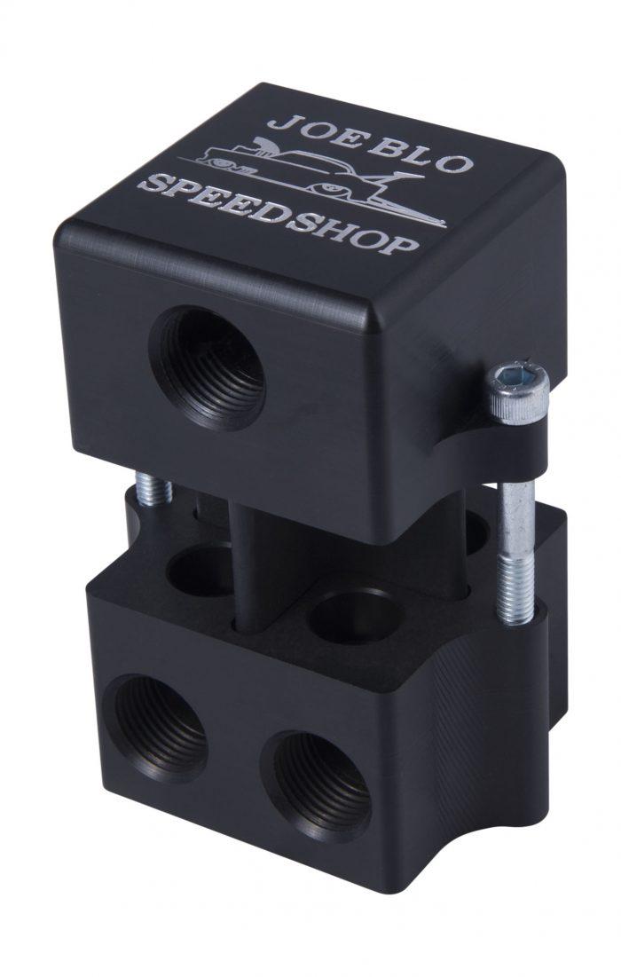 JB009-4 EFI/Mech Blend fuel system