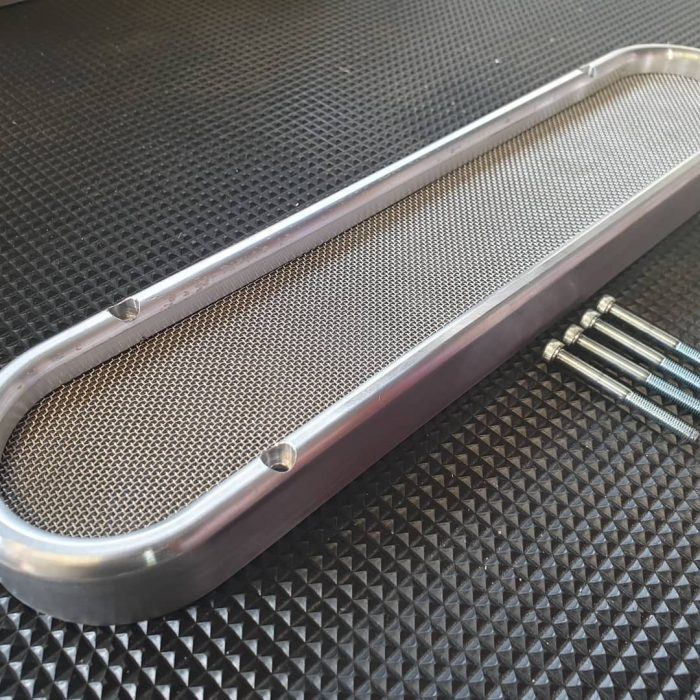 Joe Blo Billet cover for low profile injector front 2